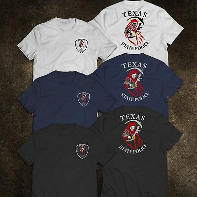 New Texas State Police United States Department Tabc Undercoer Team Tee T Shirt