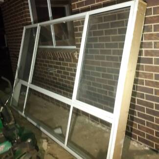 Large Window ... ready to install!
