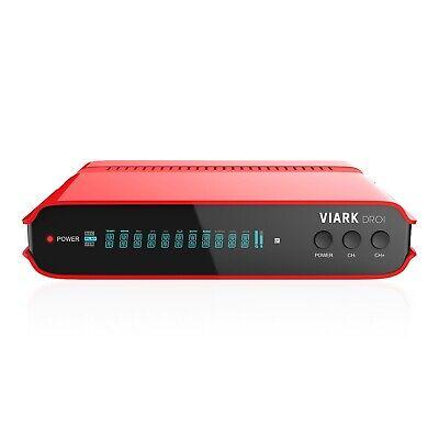 Viark DROI 4K 2160p H.265 HEVC Combo Android 7.0 Sat DVB-C/T2 WIFI...