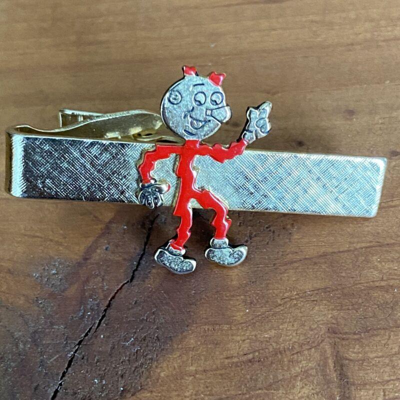 Vintage Electric Co Reddy Kilowatt Tie Clip