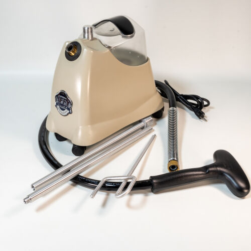 Jiffy J-2000 Professional Garment Steamer - Complete W/ Wrench USA Made Tested