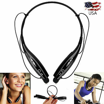 Noise Cancelling Wireless Bluetooth Earbuds Headset Sports H