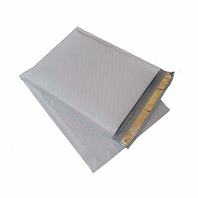 200 5 Poly 10.5x16 Bubble Padded Envelopes Mailers Bags 100 Recyclable