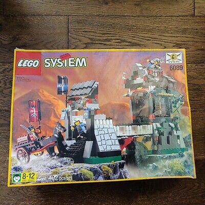 LEGO 6089 Stone Tower Bridge Vintage Ninja Castle Set New Open Box