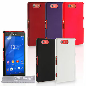 Yousave Accessories For Sony Xperia Z3 Compact Best Hard ...