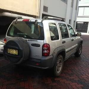 2005 Jeep Cherokee Wagon Crows Nest North Sydney Area Preview