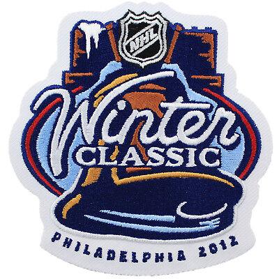 2012 NHL Winter Classic Game Philadelphia Flyers New York Rangers Jersey Patch