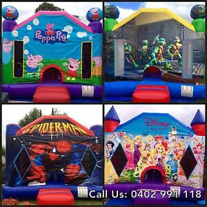 Jumping Castle Hire from $120 All Day!! Mickleham Hume Area Preview