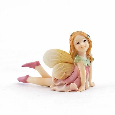 Miniatur Puppenhaus Märchengarten - Blumen Fee Fiona - Zubehör