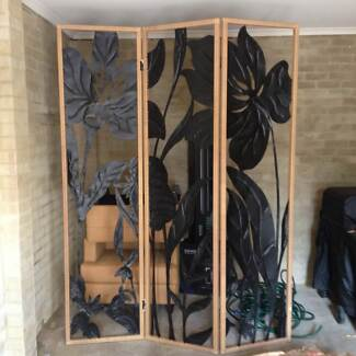 Metal Decorative Screen/Room Divider Ascot Vale Moonee Valley Preview