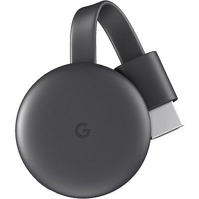 Google Chromecast 3 Streaming WLAN HDMI USB Mediaplayer