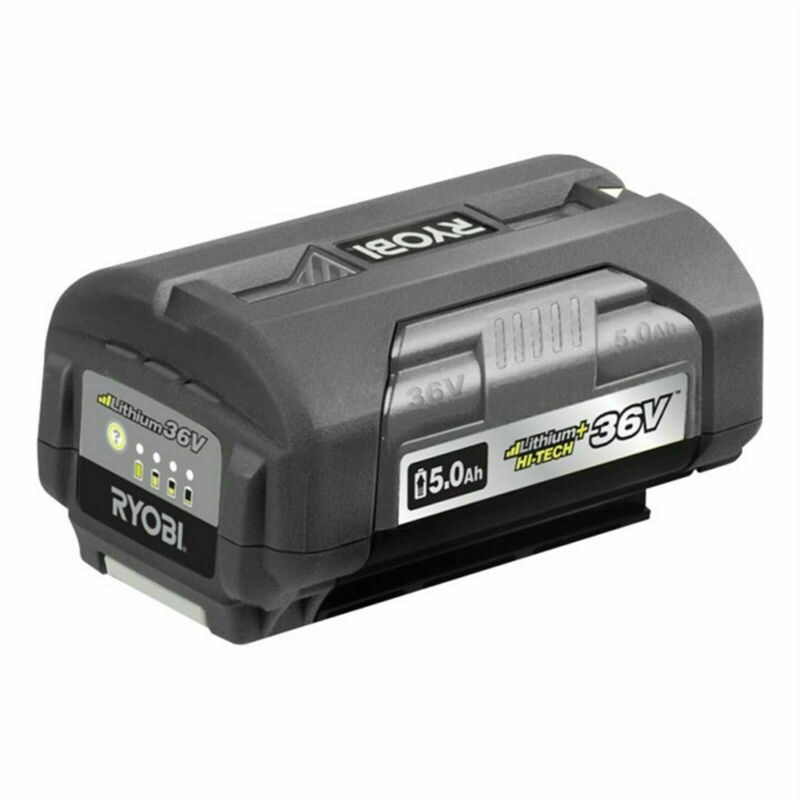 Ryobi 36v 5.0ah Battery - 3year Warranty - Japan Brand