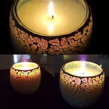 Mosaic candles Melton Melton Area Preview
