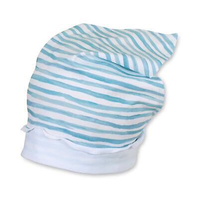 Sterntaler Mädchen Baby Jersey Kopftuch Gr. 41-53 UV Schutz 50+ Sommermütze