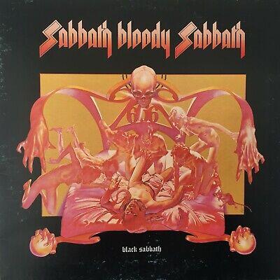 BLACK SABBATH Sabbath Bloody Sabbath 1973 (Vinyl LP)