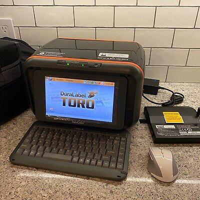 Duralabel Toro Industrial Label Maker Printer