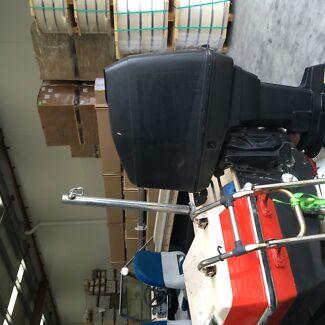 1999 120hp force outboard motor boat ski motor