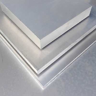 Aluminium Platte 150x150x40mm AlMg3 5754 Zuschnitt Alu Block (140,- €/m) Sockel ()