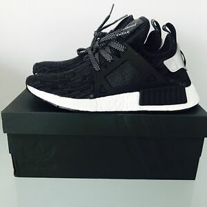 Adidas Originals NMD XR1 sneakers in black Man Hillcrest Port Adelaide Area Preview