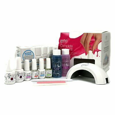 Gelish Complete Starter LED Gel Nail Polish Kit