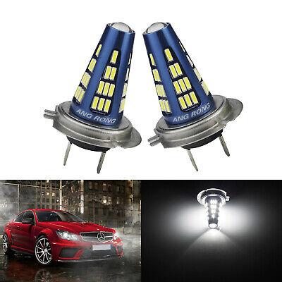 2x H7 499 5W Birne Auto Standlicht Nebelscheinwerfer Tagfahrlicht Lampe DRL Weiß