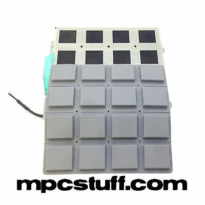 AKAI MPC 1000 PAD KIT - NEW VERSION PAD FIX UPGRADE - MPCSTUFF