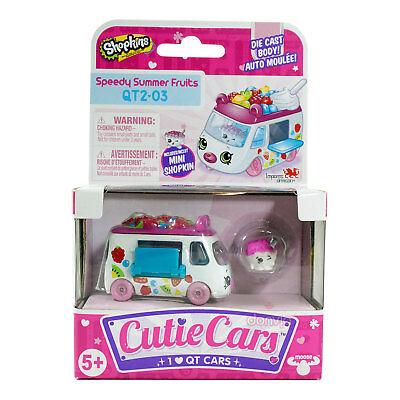 Shopkins Cutie Cars Speedy Summer Fruits QT2-03 Series 2