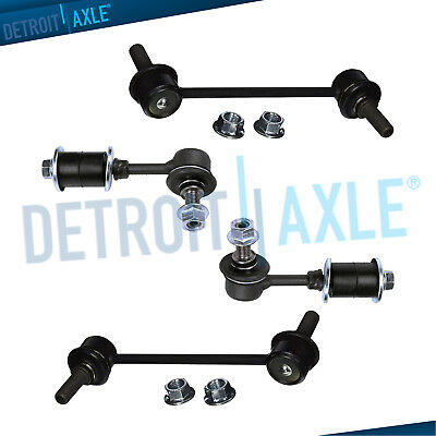 All 4 New Front and Rear Sway Bar End Links for 1997   2001 Honda Prelude