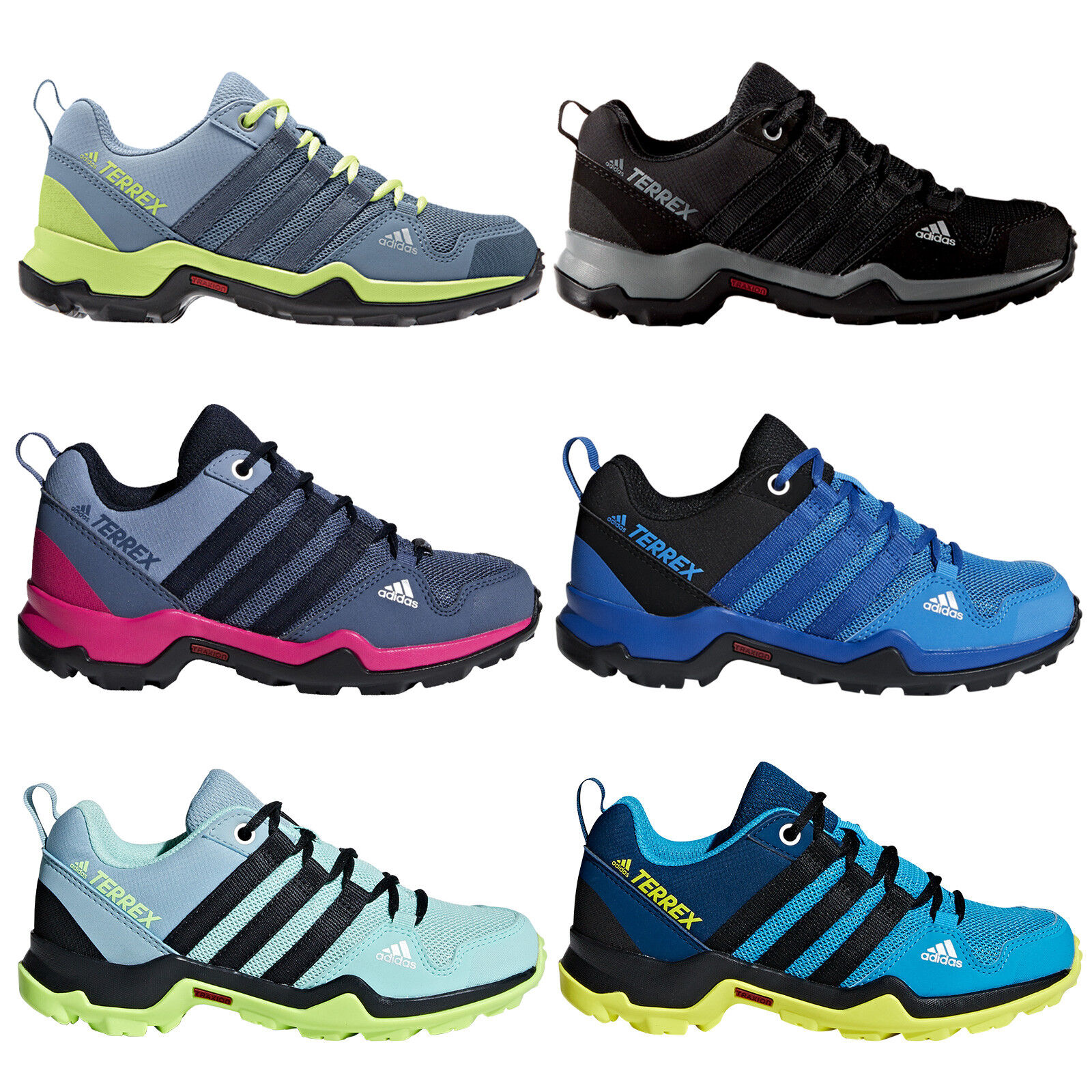 adidas Performance Terrex AX2R Kinder Schuhe Wanderschuhe Freizeitschuhe Outdoor