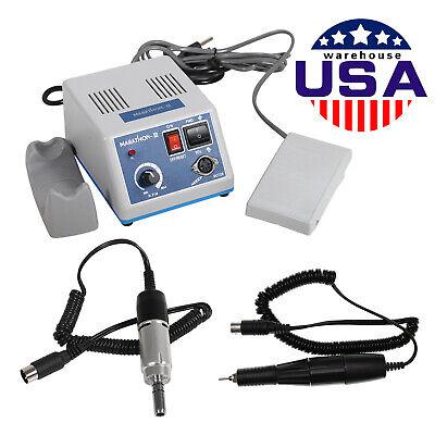 Usa Dental Marathon Electric Micromotor 35k Rpm Motor T Polishing Handpiece Mu