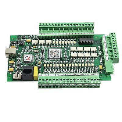 3axis Usb Mach3 Stepper Motor Controller Motion Card Breakout Board Interface Ts