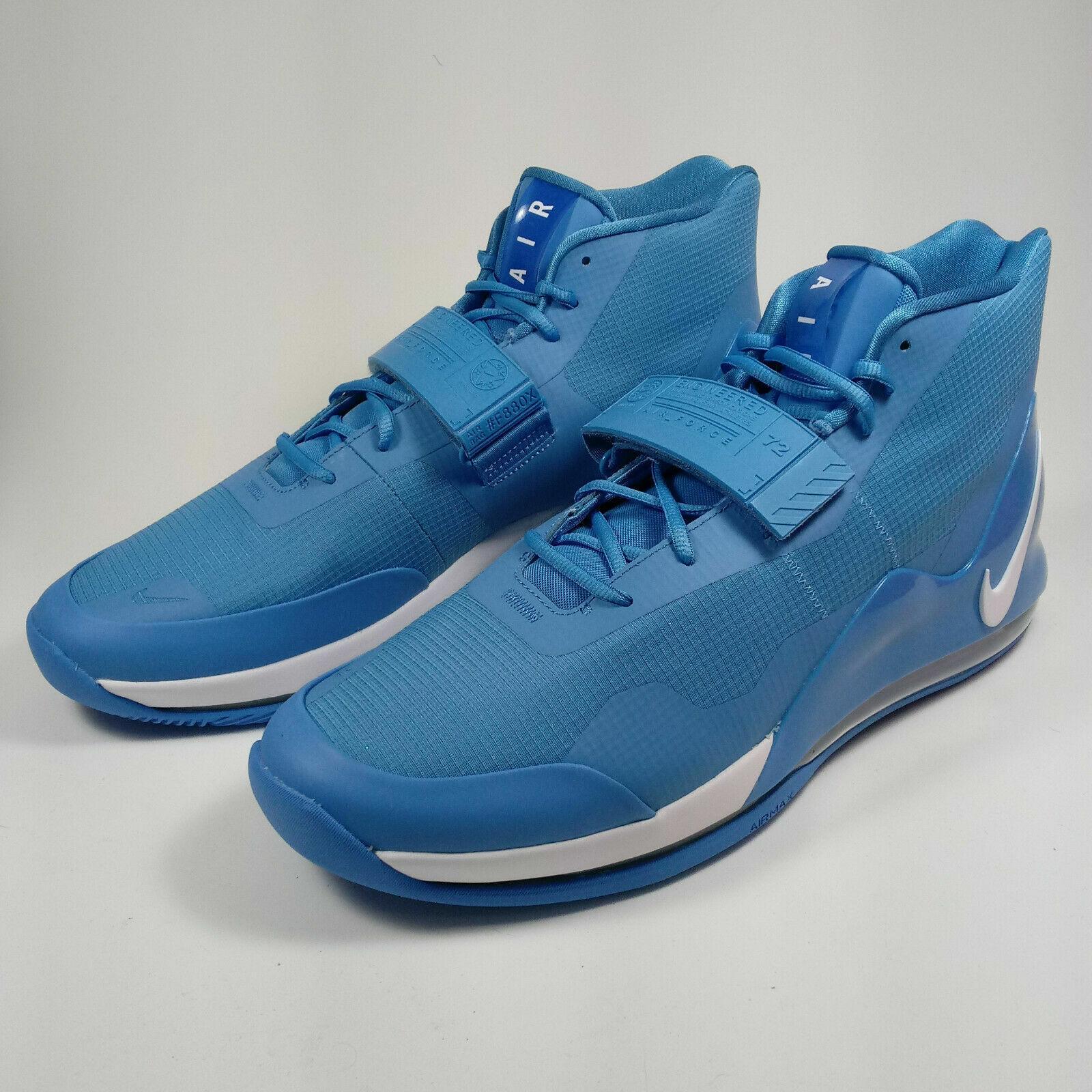 Nike Air Force Max '19 Basket Uomo Scarpe Blu (AR4095 400