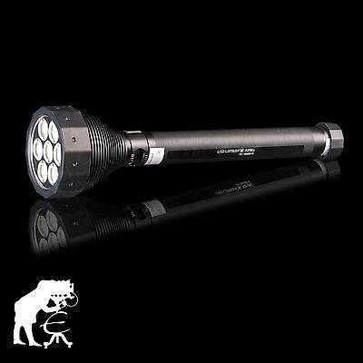 LED Lenser X21R.2, LEDTaschenlampe, 9421-R, Videolicht, Lightpainting, Fotolicht