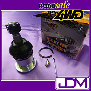TOYOTA HILUX 2005 - ONWARDS - PAIR OF ROADSAFE EXTENDED UPPER BALL JOINTS