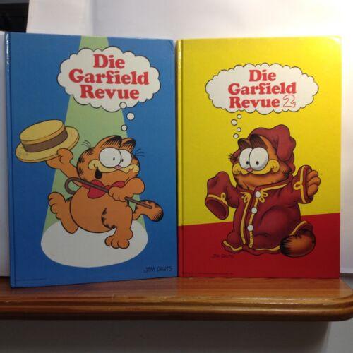 Die Garfield Revue 1 und 2 - Jim Davis