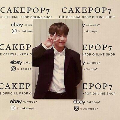 BTS - [ BTS MEMORIES OF 2018 ] OFFICIAL JUNGKOOK PHOTOCARD   CakePop7