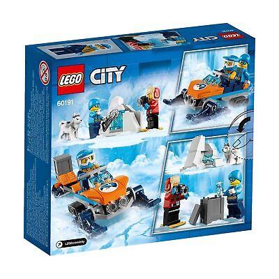 LEGO® City Arktis 60191 Arktis-Expeditionsteam, 70 Teile, 5-12 Jahre, Neu, OVP