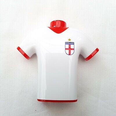 Inglaterra Fútbol Camiseta Diseño Sacapuntas Agujero Doble Shave Papelera Niños