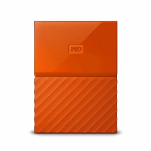 WESTERN DIGITAL MY PASSPORT BLACK HDD 625MB//s 2TB USB 3.0 EXTERNAL HARD DRIVE st