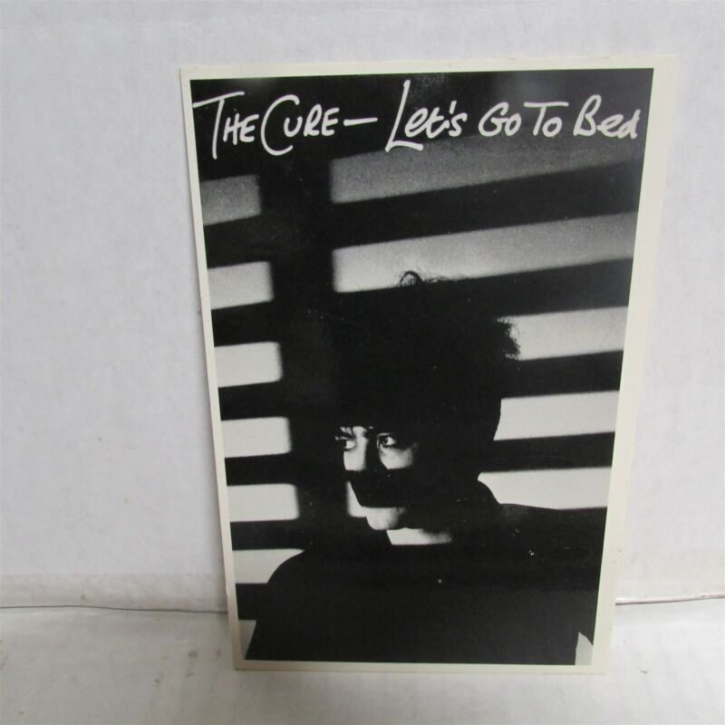 THE CURE Robert Smith Let