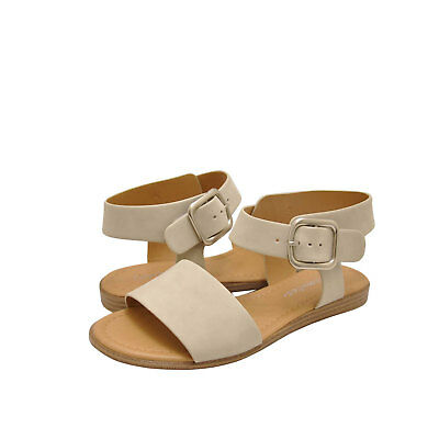 Womens Shoes City Classified Behind S Casual Ankle Strap Sandals Clay  New