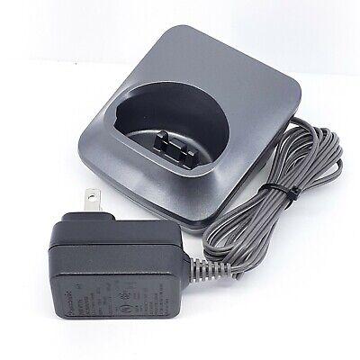 Panasonic PNLC1029 Dark Gray Base Cordless Phone KX-TGA470 Cradle Stand Charger