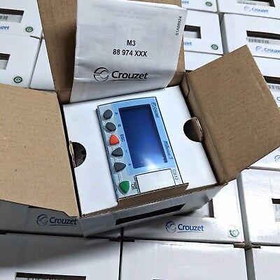 Crouzet Automation Millenium M3 Cd12 88974043 Smart Compact Controller 605981