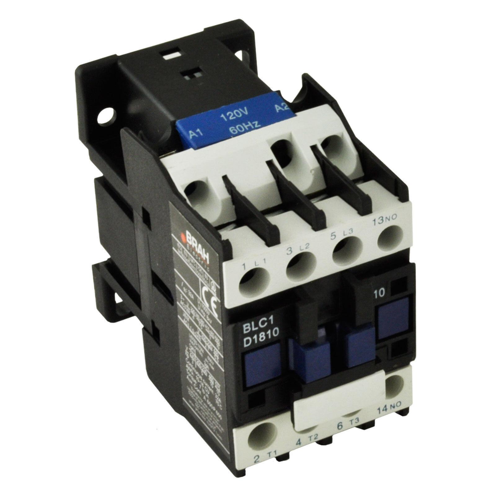 Aftermarket Telemecanique Lc1 D18 Ac Contactor Lc1d18