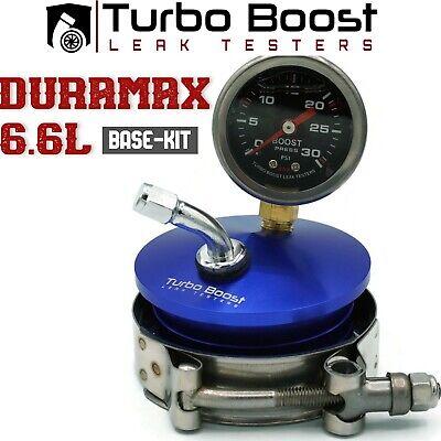 Duramax 6.6L TURBO BOOST LEAK TESTER- 2500HD 3500HD Chevy GMC Sierra Silverado