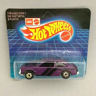 1991 India Hot Wheels '80 Chevy Citation MOC
