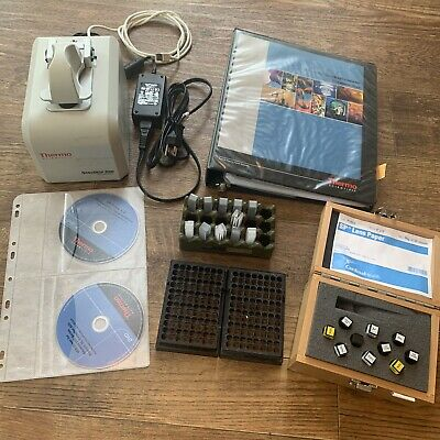 Thermo Scientific Nanodrop 2000 Uv-vis Spectrophotometer With Extras