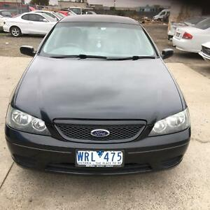 2006 Ford Falcon Sedan reg&rwc $2799 driveaway