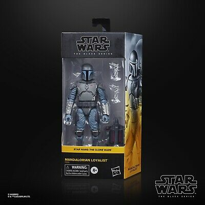"Star Wars Black Series Mandalorian Loyalist 6"" The Clone Wars Figure *PRE-ORDER*"