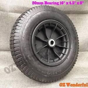"Wheel 20mm Bearing 16"" x 4.5"" x 8"" Wheelbarrow Wheel Epping Whittlesea Area Preview"